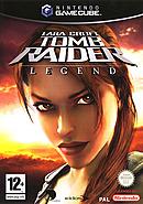 jaquette Gamecube Tomb Raider Legend