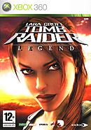jaquette Xbox 360 Tomb Raider Legend