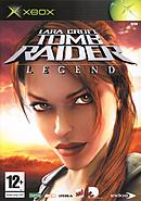 jaquette Xbox Tomb Raider Legend