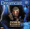 jaquette Dreamcast Tomb Raider Sur Les Traces De Lara Croft