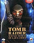 jaquette Mac Tomb Raider Sur Les Traces De Lara Croft