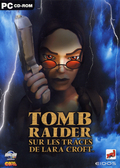 jaquette PC Tomb Raider Sur Les Traces De Lara Croft