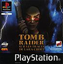 jaquette PlayStation 1 Tomb Raider Sur Les Traces De Lara Croft