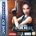 jaquette GBA Tomb Raider The Prophecy