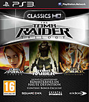 jaquette PlayStation 3 Tomb Raider Trilogy