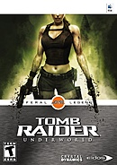 jaquette Mac Tomb Raider Underworld
