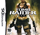 jaquette Nintendo DS Tomb Raider Underworld