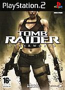 jaquette PlayStation 2 Tomb Raider Underworld