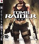 jaquette PlayStation 3 Tomb Raider Underworld
