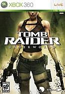jaquette Xbox 360 Tomb Raider Underworld