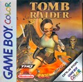jaquette Gameboy Color Tomb Raider