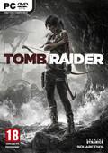 jaquette PC Tomb Raider