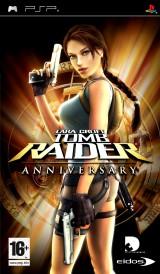 jaquette PSP Tomb Raider