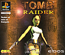 jaquette PlayStation 1 Tomb Raider