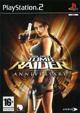 jaquette PlayStation 2 Tomb Raider