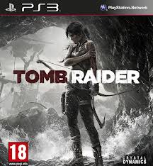 jaquette PlayStation 3 Tomb Raider