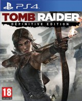 jaquette PlayStation 4 Tomb Raider