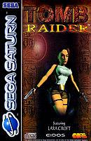 jaquette Saturn Tomb Raider