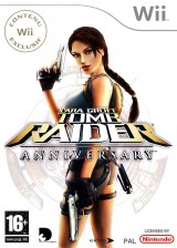 jaquette Wii Tomb Raider