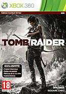 jaquette Xbox 360 Tomb Raider