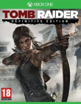 jaquette Xbox One Tomb Raider