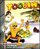 jaquette Commodore 64 Toobin