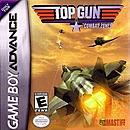 jaquette GBA Top Gun Combat Zones