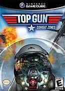 jaquette Gamecube Top Gun Combat Zones