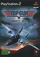 jaquette PlayStation 2 Top Gun Combat Zones