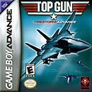 jaquette GBA Top Gun Firestorm Advance