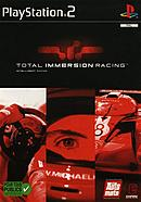 jaquette PlayStation 2 Total Immersion Racing