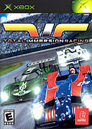 jaquette Xbox Total Immersion Racing