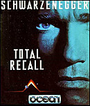 jaquette Commodore 64 Total Recall