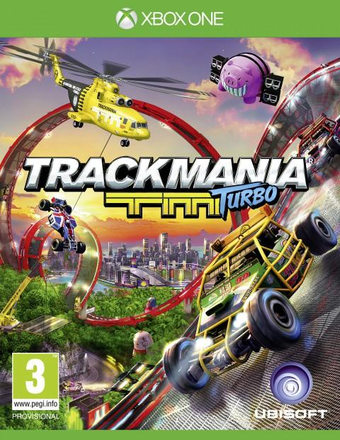 jaquette Xbox One TrackMania Turbo