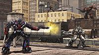 TF Dark of the Moon Optimus Prime Warpath Megatron Enforcer