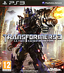 jaquette PlayStation 3 Transformers 3 La Face Cachee De La Lune