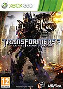 jaquette Xbox 360 Transformers 3 La Face Cachee De La Lune