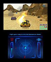 Transformers DOTM 3DS Review shot 02
