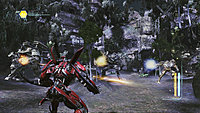 Transformers DOTM Xbox 360 Review shot 13
