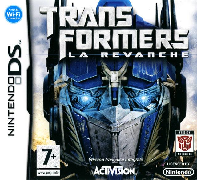 Transformers : La Revanche - Autobots DS   2009