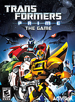 Transformers Prime Key Art