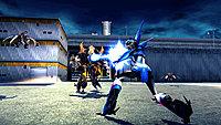 Transformers Prime Wii U screenshot Arcee in battle