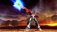 Transformers Prime Wii U screenshot Optimus Prime hero shot
