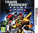 jaquette Nintendo 3DS Transformers Prime The Game