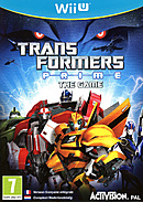 jaquette Wii U Transformers Prime The Game