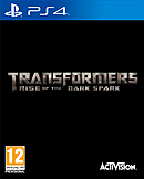 jaquette PlayStation 4 Transformers Rise Of The Dark Spark