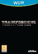 jaquette Wii U Transformers Rise Of The Dark Spark