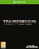 jaquette Xbox One Transformers Rise Of The Dark Spark