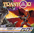 jaquette Atari ST Trantor The Last Stormtrooper