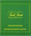 jaquette Amstrad CPC Trivial Pursuit